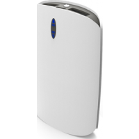 Muvit battery pack with micro USB cable - white - 7500 mAh