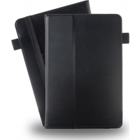 Azuri book case with stand function and card slots - black - for all 8 inch tab