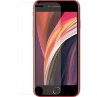 Azuri Tempered Glass FORTE - transparent - for iPhone SE20/8/7