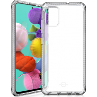 ITSkins Level 2 Spectrum cover - transparent - for Samsung Galaxy A51