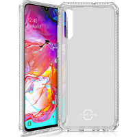 ITSkins Level 2 Spectrum cover - transparent - for Samsung Galaxy A70