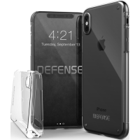 X-Doria Defense 360° back and front cover - for iPhone X